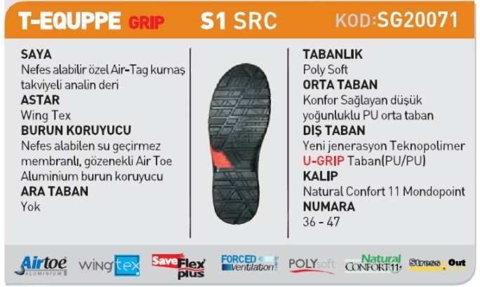 u-power-tequippe-grip-s1-src-is-ayakkabisi